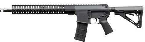 """CMMG, Inc Rifle CMMG MKW-15 XBE2 .458 Socom SBN Anvil Rifle, 16.1"""" 5/8x32 Threaded Barrel, RKM15 Handguard, SLR Adju"""