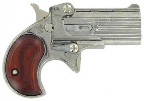 Cobra Pistol Cobra Derringer Standard 22 Long Rifle OD Green/Rosewood Grips (Stainless Shown)