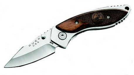 Buck Knives Alpha Dorado Walnut 270WASBC