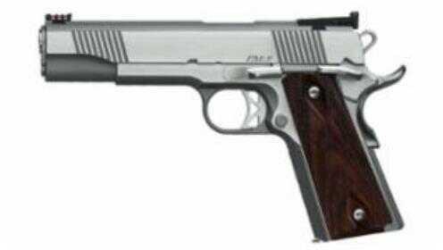 "Dan Wesson Pointman 1911 38 Super Automatic Stainless Steel 5"" Barrel 9 Round Semi-Auto Pistol"