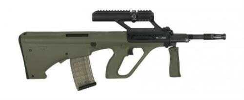 "STEYR AUG A3 M1 223 REM 16"" Barrel Green Stock 1.5X Optic Semi Auto-Rifle"