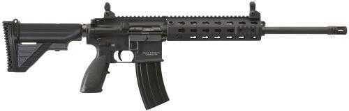 "Heckler & Koch Rifle AR-15 HK Mr556 5.56mm 16.5"" Barrel 30 Round Mag Fixed Buttstock Semi Automatic"