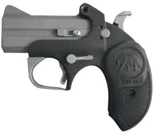 "Bond Arms Big Bear California Derringer 45 Colt 3"" Barrel Rubber Grip 2 Round With Trigger Guard"