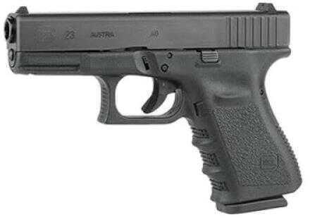"Glock 23 Pistol 40 S&W 4.02"" Barrel 13 Round Black Semi Automatic"