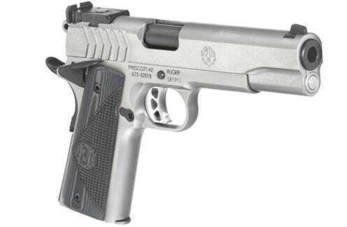 Ruger Sr1911 Target Pistol 9mm 5