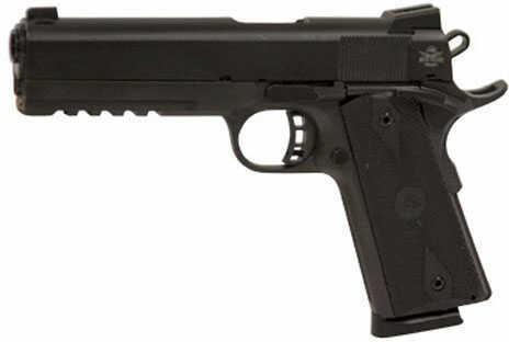 "Rock Island Armory 1911 45 ACP 5"" Barrel  8 Round Night Sights Semi Automatic Pistol 51482"
