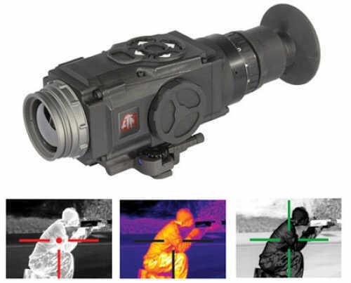 ATN Thor 320-3x 320x240, 30mm, 25 micron 30 Hz Tactical Black TIWSMT323C