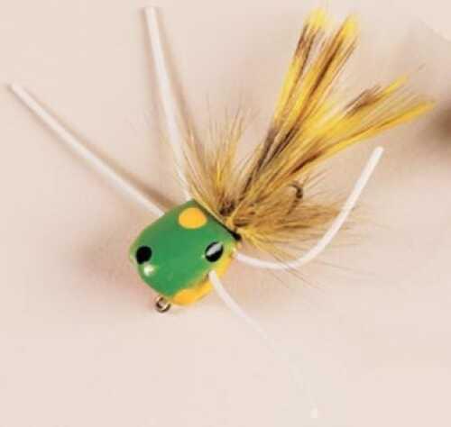 Bett's Betts Frugal Frog SZ 10 Frog Md#: 07-4
