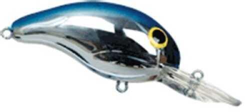Bandit Lures Bandit Mid Range 1/4 Chrome/Blue Back Md#: 100-32