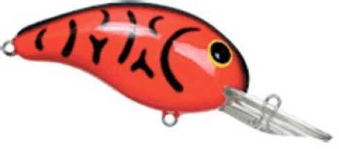 Bandit Lures Bandit Mid Range 1/4 Red Crawfish Md#: 100-38