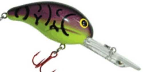 Bandit Lures Bandit Deep Diver 1/4 Popsicle Md#: 200-D45