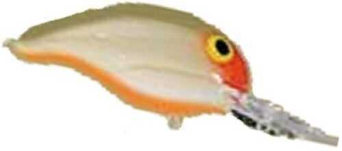 Bandit Lures Bandit Double Deep Diver 1/4 Parrot Orange Md#: 300-22