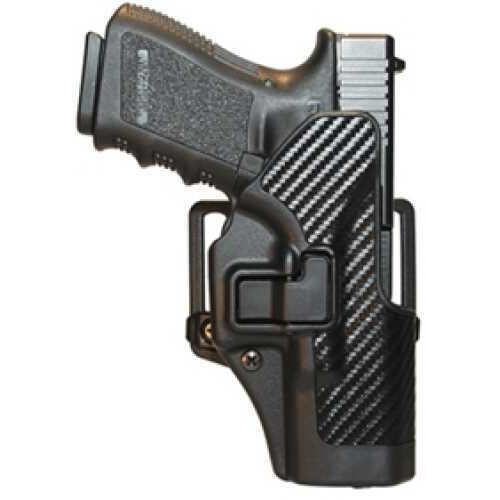 BlackHawk Products Group Blackhawk Cqc Holster Left Hand Glock 17 & 22 Md: 410000BK-L