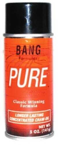 Bass Assassin Lures Inc. Bass Assassin Lures Inc Bang Attractant Formula 5oz Pure Craw Aerosol Md#: 5-PCF