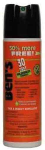 Ben's / Tender Corp Ben's Insect Repellent 30 Wilderness Eco-Spray 6oz 7178
