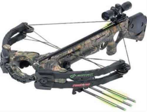 Barnett Predator Pkg 4X32 Scope, Arrows, Quiver 78015