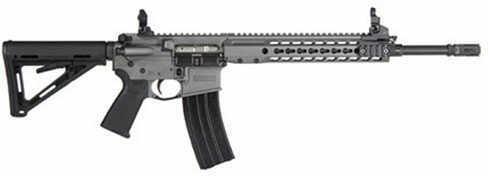 Barrett Firearms Rifle Barrett Rec7 Generation 2 5.56 18'' Dmr Barrel Black Reciever 20 Round