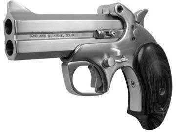 """Bond Arms Snake Slayer 45 Colt/410 Gauge 3.5"""" Barrel 2 Round Stainless Steel Derringer Pistol BASS45/410"""