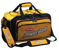 Pure Fishing / Jarden Berkley Powerbait Tackle Bag Medium Bag W/3 Tackle Trays Md#: BATBMFW
