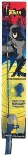 Pure Fishing / Jarden Shakespeare Batman Kits Spincast 2ft 6in1pc M BATMANKIT