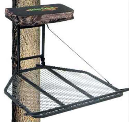 Big Dog Treestands Big Dog Tree Stand Fixed Position Mastiff Hang-On Flip Up Seat BDF-460