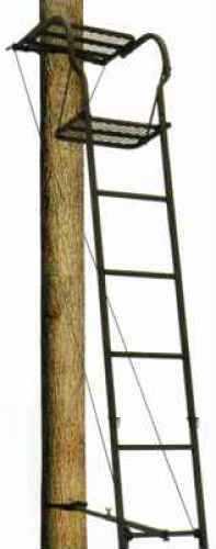Big Dog Treestands Big Dog Tree Stand Ladder Hound Dog 15ft Basic BDL-091