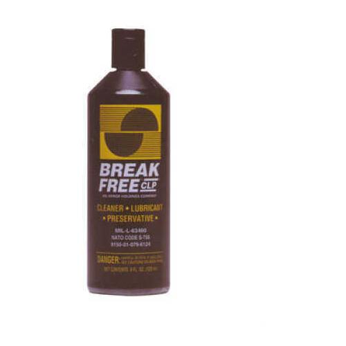 Breakfree Break-Free CLP - 4 Fl. Oz. Squeeze Bottle Lubricant