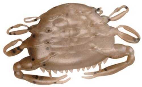 Pure Fishing / Jarden Berkley Gulp! Salt Water Crab 2in 5/per bag Natural Md#: GSPC2-NAT