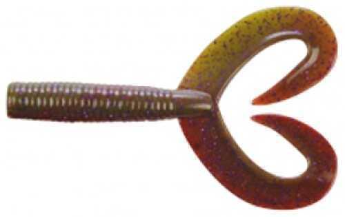 Pure Fishing / Jarden Berkley Havoc Deuce 3In 10per bag Rusty Green Pumpkin Md: HVMTD3-RGP
