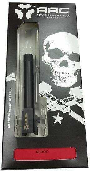 AAC Threaded Barrel Glock 21 45ACP .578-28 NITRIDED