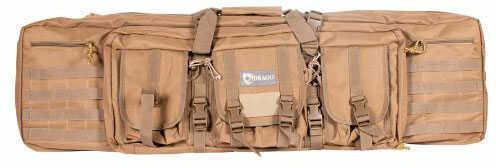 American Tactical Imports ATI Case 42 Tactical SGL Gun Black RUKX Gear