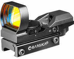 Barska Optics Electro Sight IR Multi RET 1X 22X33MM R/G AC11704