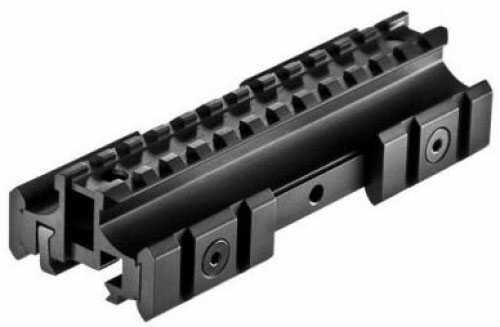 Barska Optics AR Flat Top Riser Mount W/ Additional Rail AW11710