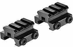 Barska Optics SER Of Picatinny Mounts W/ Rail AW11762