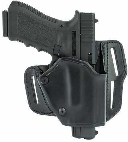 BlackHawk Holster Grip Break Black Cordura Size 28 S&W M&P Right Hand