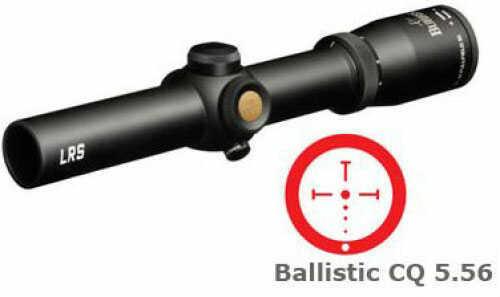 Burris 1-4x24 Fullfield TAC30 Illum Ballistic CQ 5.56 Fastfire Riflescope 200433FF