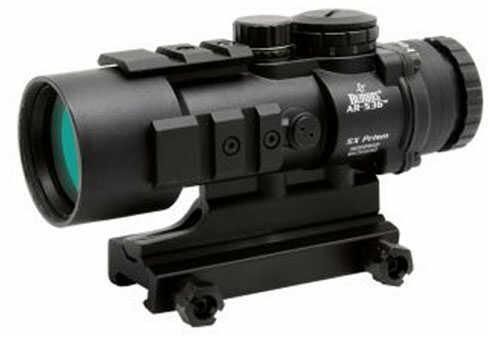 Burris AR-536 5x36mm w/ Fastfire II