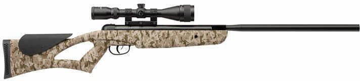 Crosman Remington Nitro Piston 177 Caliber Digital Air Rifle With 3-9x40 Scope RNP77DC