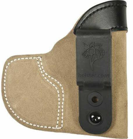 Desantis Soft-Tuck Tan Left Hand Glock 42