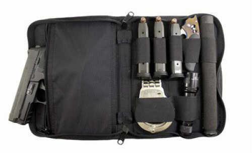 Desantis Holster MILES-Hi Gear Bag Compact Black Nylon M32BJZZZ0