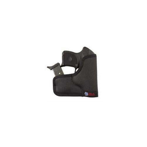 Desantis Ammo Nemesis Pocket Holster Ambidextrous Black LCP/P3AT/DB M33BJG3Z0