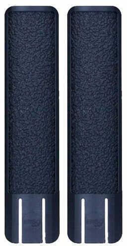 Ergo Full Long Textured Rail Cover 2 Pack 15 Slot Black