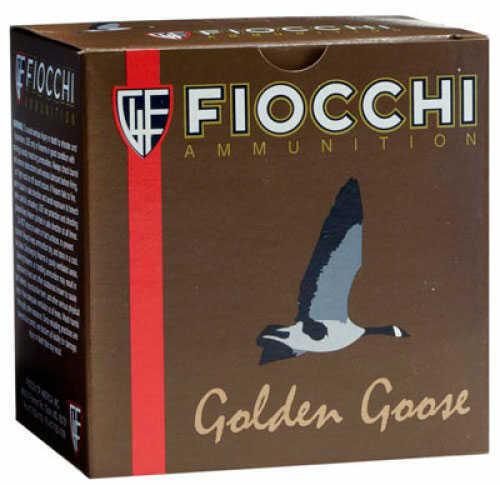 "Fiocchi Ammo Golden Goose 12Ga 3.5"" 1 5/8Oz #2 Ammunition 1235GG2"