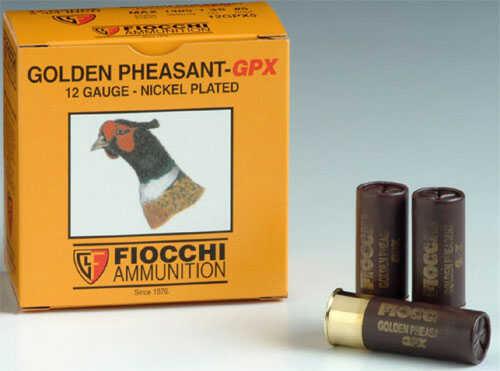 Fiocchi Ammo Fiocchi 12ga Ammo 2.75 1oz #8 1200fps 10rds/box 12SD1H8
