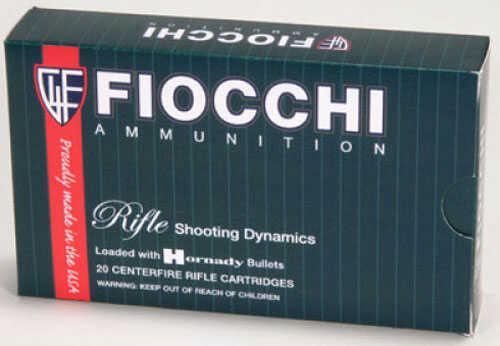 Fiocchi Ammo Fiocchi 22-250 Remington Ammo 40Gr VMAX 20rds/Box 22250HVB