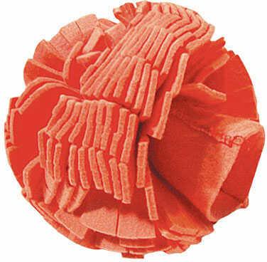 Flitz International, Ltd Flitz Original Buff Ball Large Orange 5 Bulk No Package