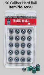 Hornady Hard Ball 485 Dia 20Pk 6950