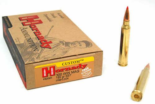 Hornady Ammunition 300 Winchester Magnum 165Gr GMX FB 20 Rounds Ammunition 82023