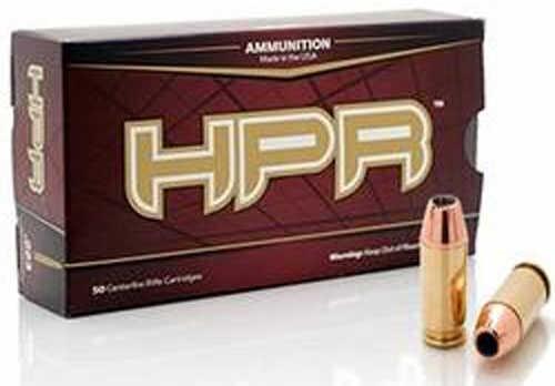 HPR Ammunition Hpr 10mm 165gr Hbfp Hyperclean 50rds 10165HBFP