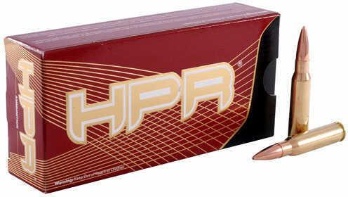 HPR Ammunition HPR 308 Winchester 150Gr SP 20RDS 308150SP